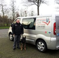 Dog Security Almere - Hondenbewaking